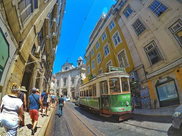 first time to Europe where to go - Lisbon, Portugal is one of the best