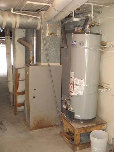 water heater installation arlington heights