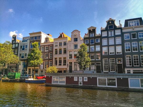 first time to Europe where to go - Amsterdam, Netherlands
