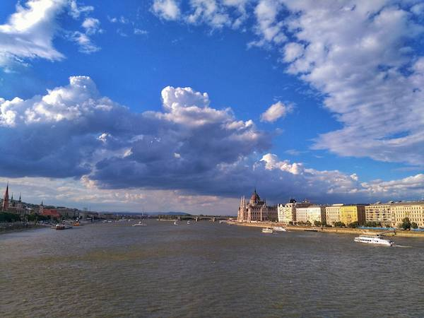 first time Europe where to go - Budapest, Hungary is our top pick