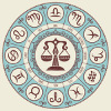 The Libra's charming personality is more compatible with some signs than with others.