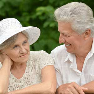 Dating again after death of spouse