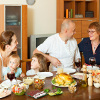 Enjoying dinner together is one of the simplest and easiest ways to strengthen family bonds.
