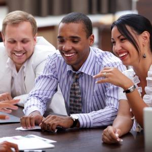 When you invite people with different perspectives to contribute, you give them a stake in the outcome of your project.